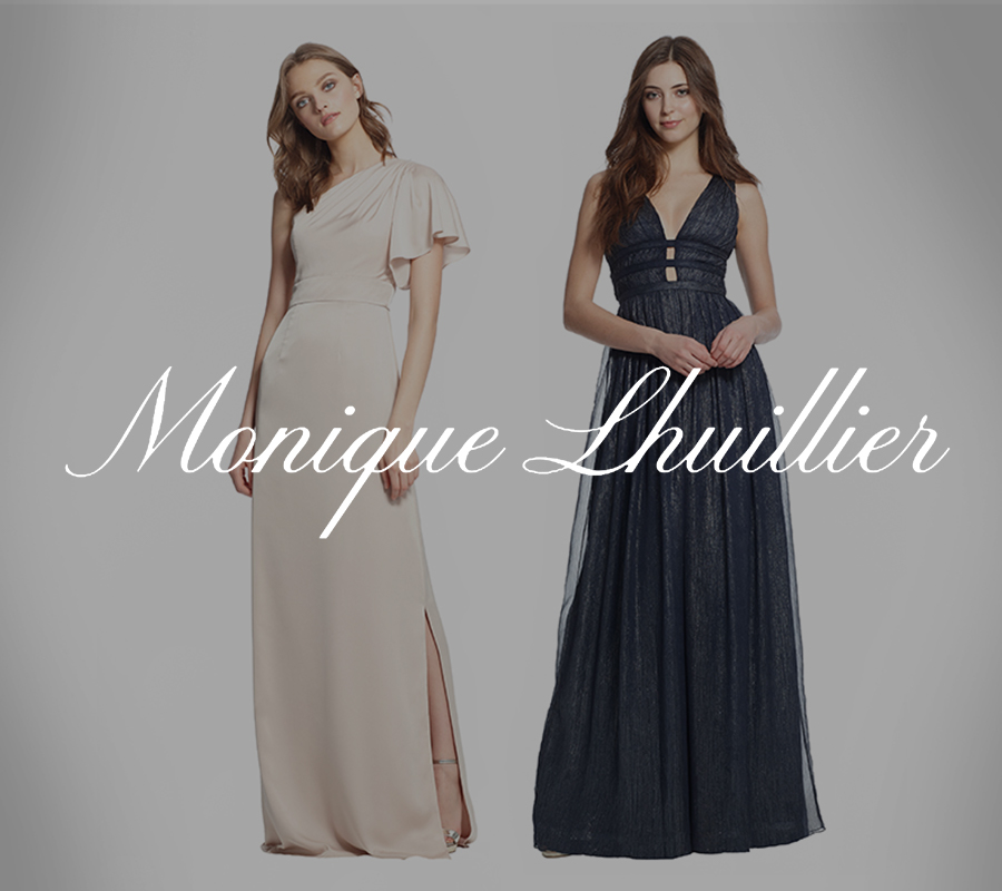 Monique Lhuillier bridesmaid special occasion dress